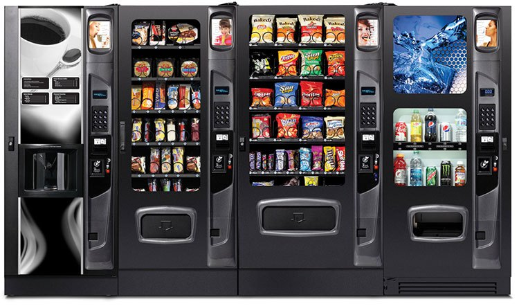 A Calorie Nudge For Vending Machines